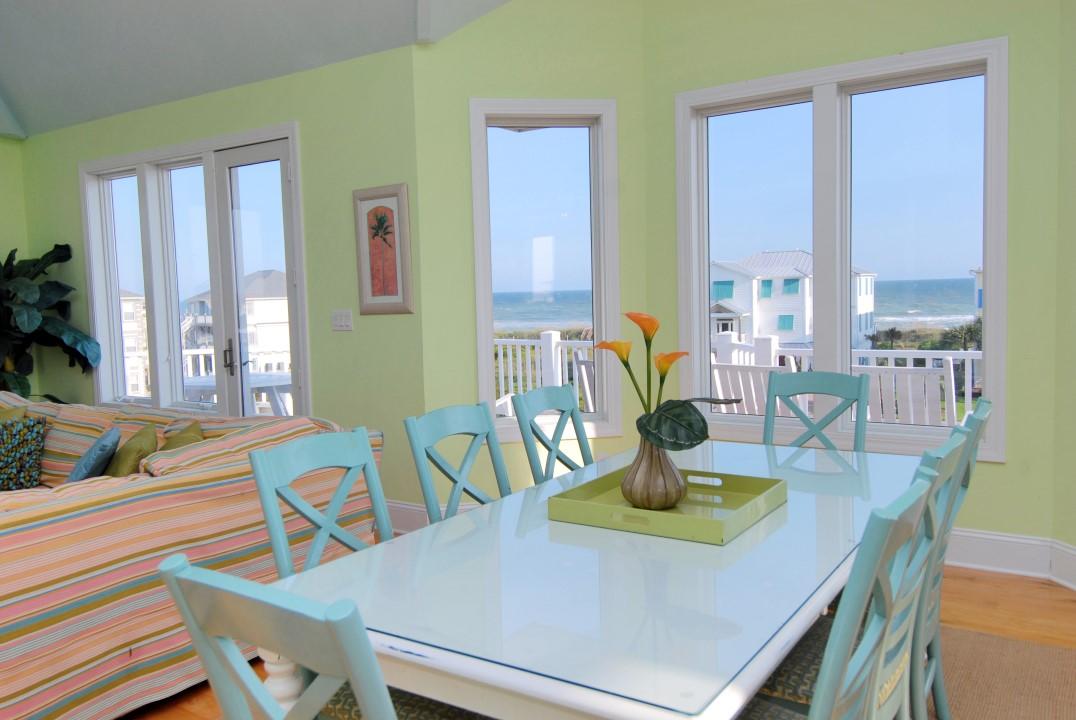 Emerald Isle Luxury Home Interior Design